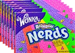 Wonka Rainbow Nerds Box 141g Case Buy 12 Packs Wholesale