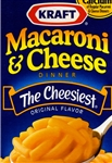 Kraft Macaroni & Cheese  7.25oz 206g -  Case Buy of 35
