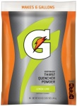 GATORADE POWDER THIRST QUENCHER  LEMON - LIME BAG - 50.9oz  1.44KG
