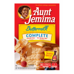 Aunt Jemima Pancake and Waffle Mix - BUTTERMILK COMPLETE 907gm CASE BUY