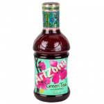 Arizona Iced Tea with Rasberry Flavor, 42 oz. 1.24L