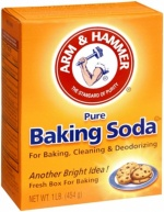 Arm & Hammer Baking Soda 1lb 453g