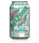 Arizona Iced Tea with Lemon Flavor 11.5oz Cans - 12 pack.
