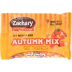 Zachary AUTUMN Mix Mellow Cream 255g  Halloween Candy