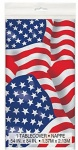 American Themed Tablecover  54in x 84in