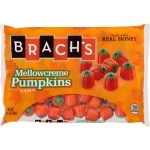 Brach's Mellow Cream PUMPKINS 312g Brachs Halloween Candy