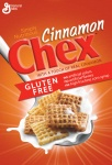 General Mills Chex Cereal - Cinnamon 340g 12 oz Gluten Free Cereal