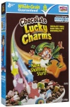 Chocolate Lucky Charms (12 oz) 340g American Breakfast Cereal