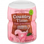 Country Time PINK Lemonade  Drink Mix Makes 8 Quarts 19oz
