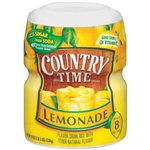 Country Time Lemonade  Drink Mix Makes 8 Quarts 19oz