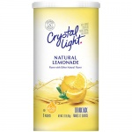 Crystal Light Natural Lemonade makes 12 Quarts 99g