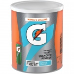 GATORADE POWDER THIRST QUENCHER FROST GLACIER - 50.9oz 1.44kg