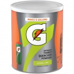 GATORADE POWDER THIRST QUENCHER  LEMON - LIME - 50.9oz  1.44KG