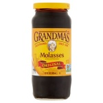 Grandma's Molasses Original Yellow 12fl.oz 355ml Grandma's
