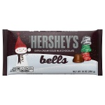 Hershey's Holiday Milk Chocolate Bells, 10 oz (283g) Bag Hersheys