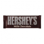 Hersheys Milk Chocolate Bar 1.55oz 43g Hershey's