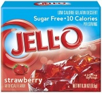 Jell.O Sugar Free Strawberry Jelly Mix 8.5g JELLO