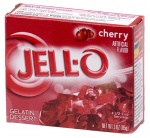 Jell-o Cherry Gelatine Dessert 3oz 85g Jello x 2 packs