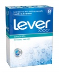 Lever 2000 Original 8 Bar Soap Value Pack