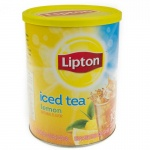 Lipton Iced Tea Natural Lemon Makes 10 Quarts. 714g
