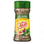 Mrs. Dash Spicy Jalapeno Seasoning (2.5oz)  71g Salt Free