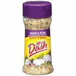 Mrs Dash Onion & Herb Seasoning Blend (2.5oz)  71g Salt Free