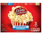 Orville Redenbacher Home Recipe POP.UP BOWL  246G