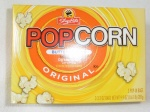 American Microwave Pop Corn Original Favour 281g