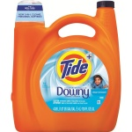 Tide HE Plus a Touch of Downy Clean Breeze Liquid Laundry Detergent,138 fl oz  72 Loads