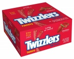 Twizzlers Strawberry Licorice 180 Count Individually Wrapped American Candy 1.62kg