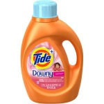 Tide Plus A Touch of Downy April Fresh Scent Liquid Laundry Detergent 59 Loads, 92 fl oz