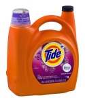 Tide Plus Febreze freshness Spring & Renewal Liquid Laundry Detergent,138 fl oz  72 Loads