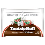 Tootsie Roll Chocolatey Holiday Midgees, 12oz (340g) Bag