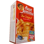 Aunt Jemima Pancake &  Waffle Mix Original 5lb 2.25kg BIG BOX WHOLESALE Box of 6