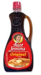 Aunt Jemima Original Pancake Syrup Large 1pt.8oz -710ml