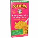Annie's Homegrown, Macaroni and Cheese, Bunny Pasta with Yummy Cheese, 6 oz (170 g)