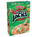 Kellogg's Apple Jacks American Cereal large10.1oz 286g Box