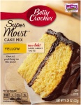 Betty Crocker Super Moist Yellow Cake Mix 15.25oz 432g