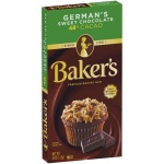 Baker's German's Sweet Chocolate Bar 4oz 113g