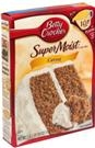 Betty Crocker Super Moist Carrot Cake Mix 15.25oz 432g - 12 Packs CASE BUY
