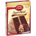 Betty Crocker Delights Super Moist German Chocolate Cake Mix 15.25 oz 432g
