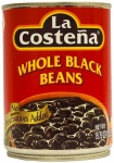 La Costena Whole Black Beans 560g Mexican (PACK OF 3)