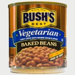 Bush's Best Original Vegetarian Baked Beans, 454g (16 oz)