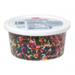 Cake Mate Rainbow Sprinkles Decors 2.5oz 71g
