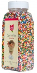 Cake Mate Rainbow Sprinkles (26oz) 737g