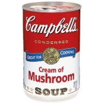 Campbell's Cream Of Mushroom Soup 305g (10.75 oz) Campbells