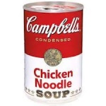Campbells Condensed Chicken Noodle Soup 305g Campbell's - 24 cans Case buy