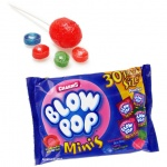 Charms Blow Pops Minis 241g Bag Its a Blow Pop with No Stick