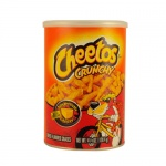 American Cheetos Crunchy -120.4g (4.25oz) Cannister - CASE BUY OF 12