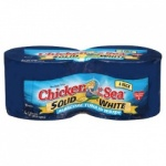 Chicken of the Sea Solid White Albacore Tuna in Water 142g - Case Buy 24 Cans